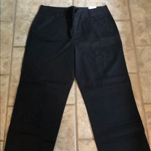New with tags. Bass and co black dress pants.